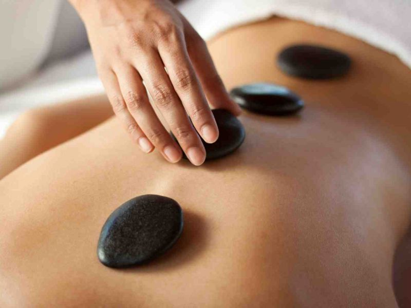 Photo of Hot Stone Therapy