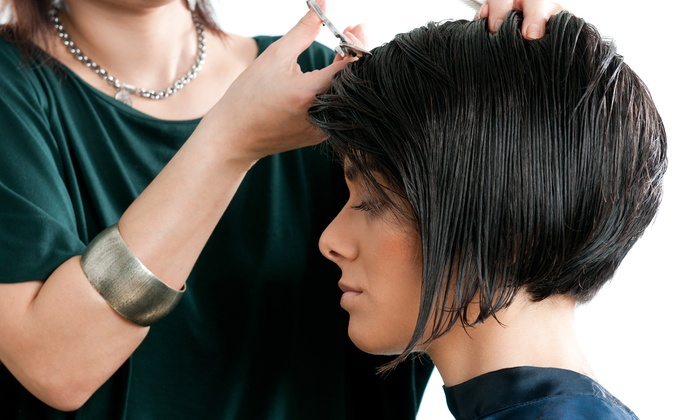 Photo of Ladies Hair Cut & Blow Dry